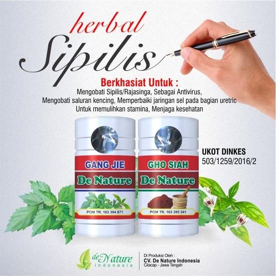 Obat Tradisional Ampuh untuk Menurunkan TPHA dan VDRL Sipilis